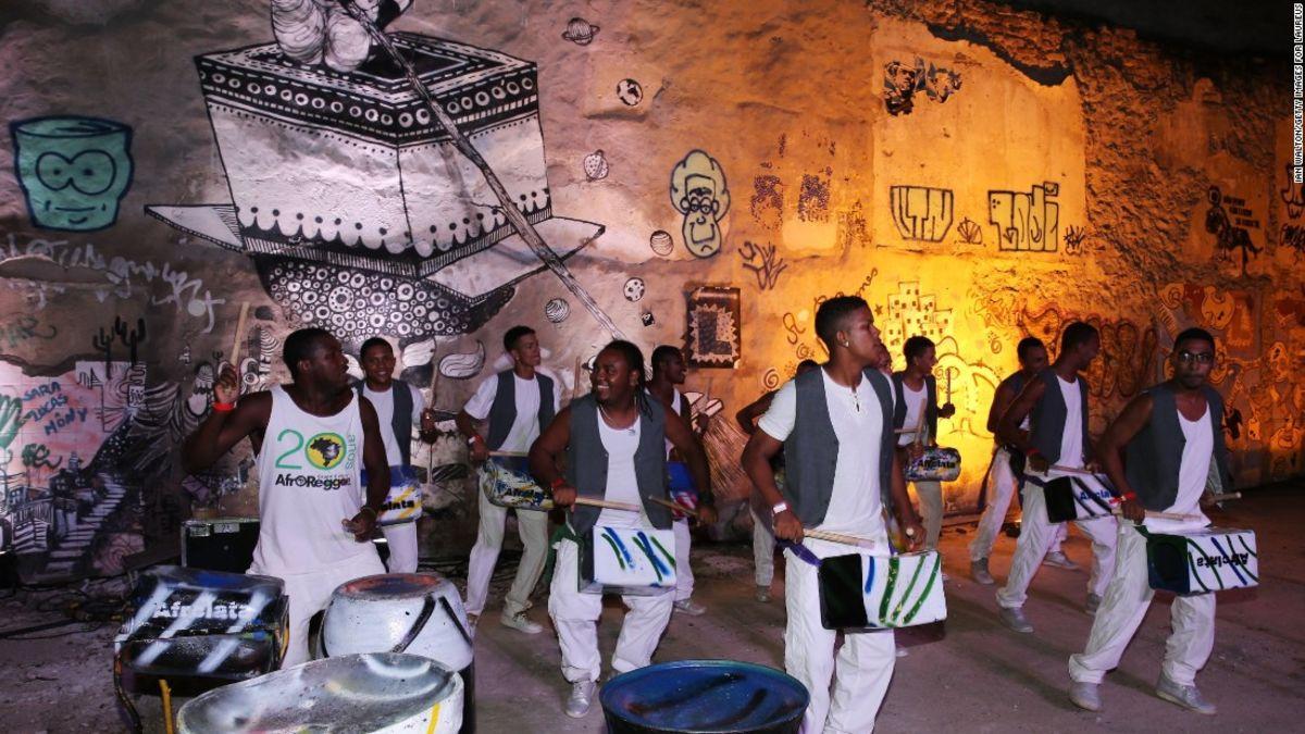 Moving to the rhythms of Rio's Lapa nightlife district  | CNN Travel