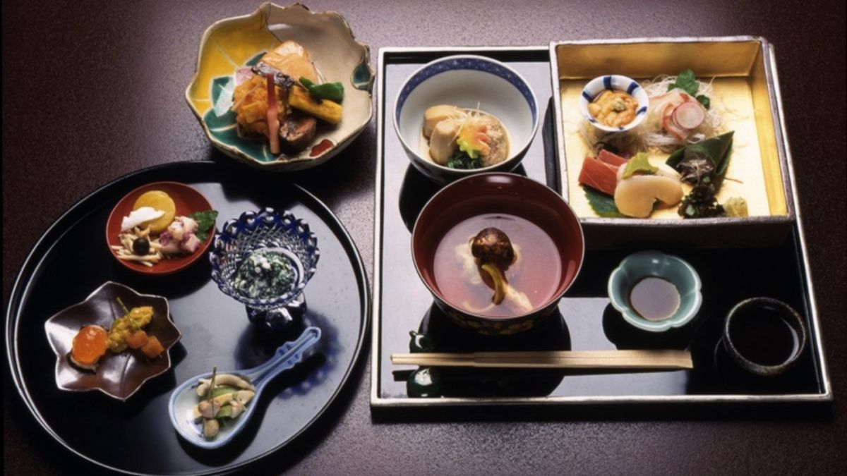 Image result for kaiseki meal