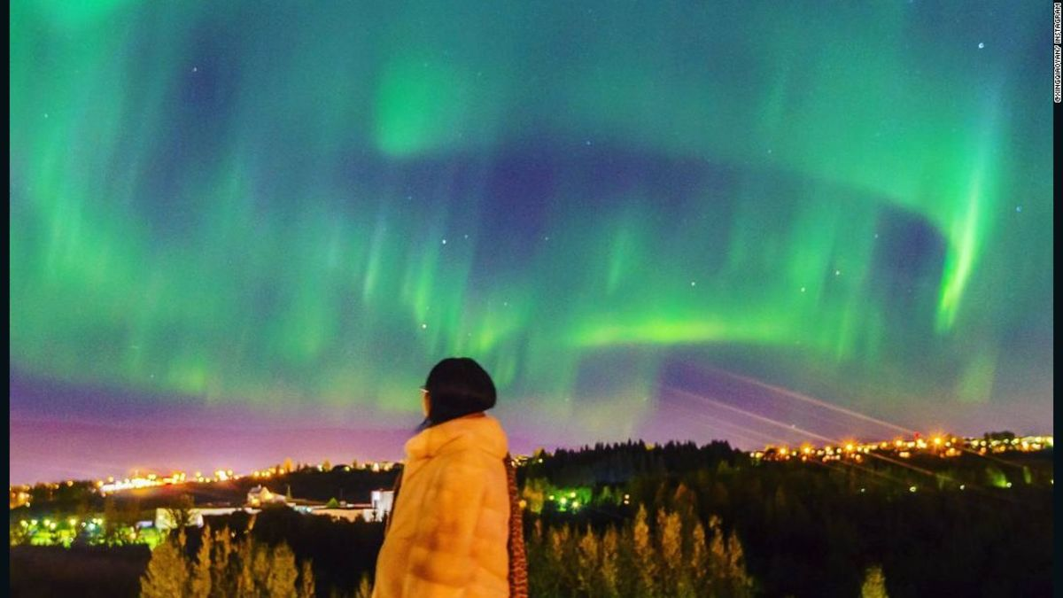 Icelandu0027s Northern Lights: How To See Aurora Borealis | CNN Travel