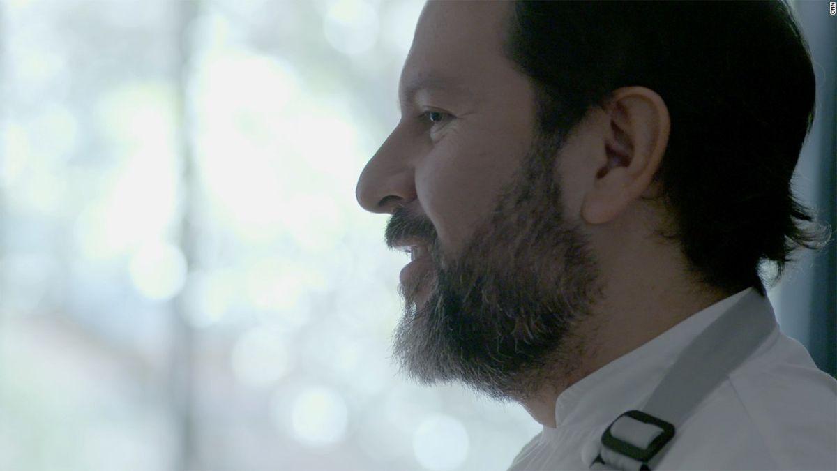 Chef Enrique Olvera redefines Mexican food