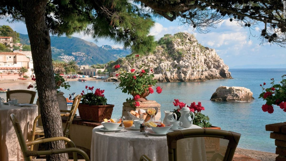 Best Food In Taormina