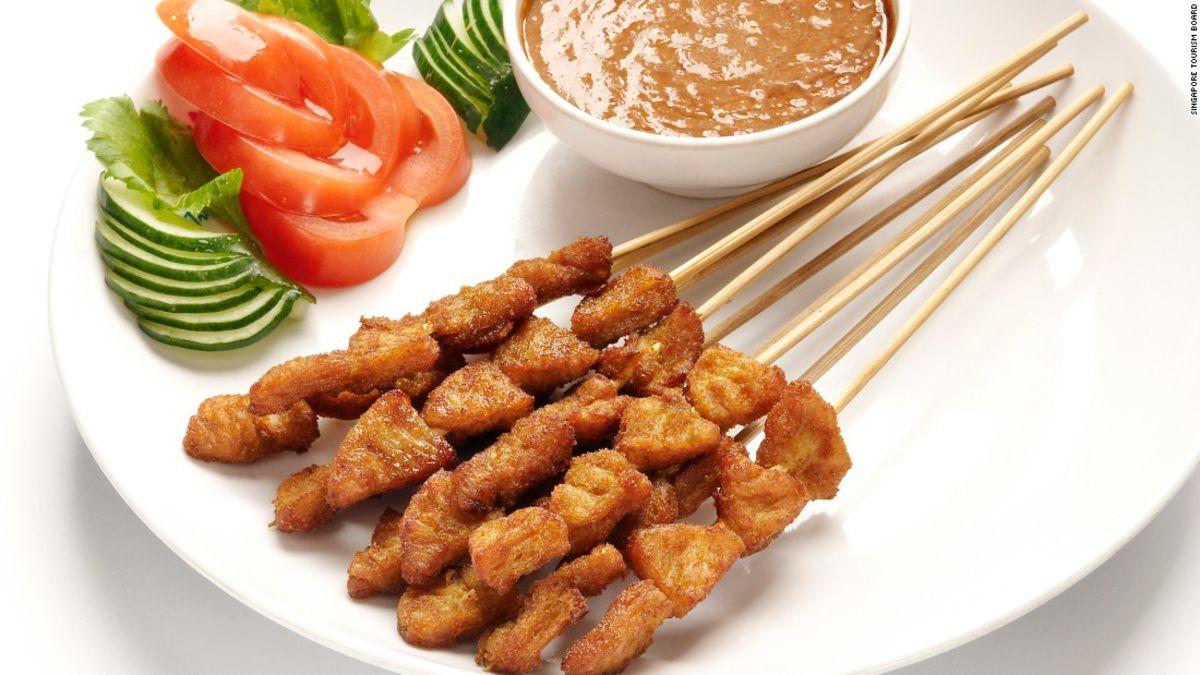 Http Www Cnn Com Travel Article Singapore Satay Street Food Index Html