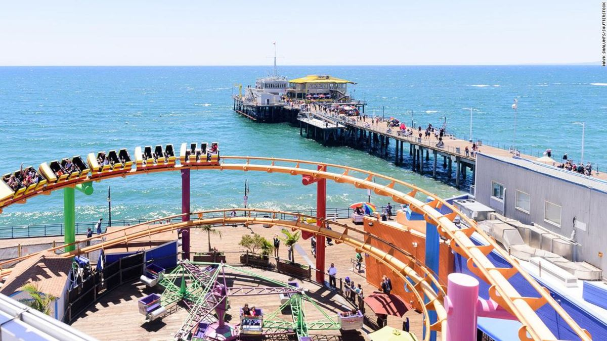 Santa Monica Ocean Park Restaurants