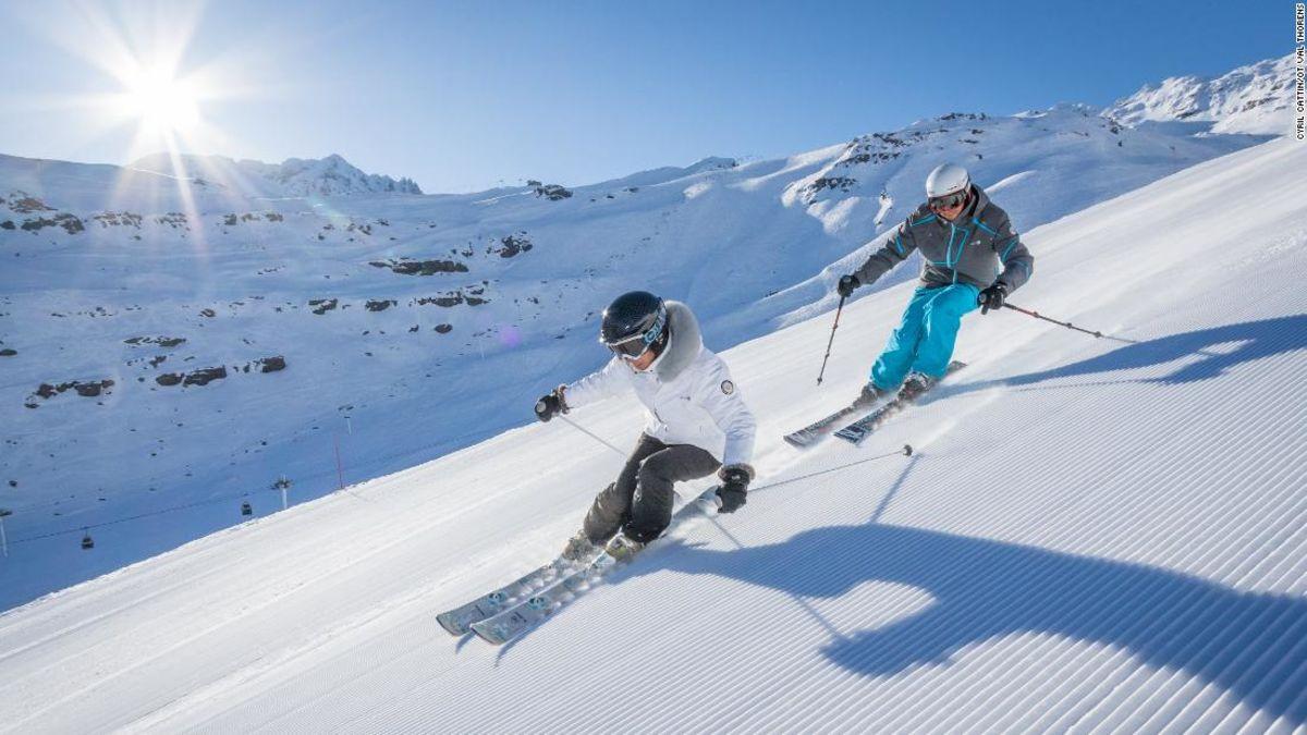 World's best ski resorts in 2018