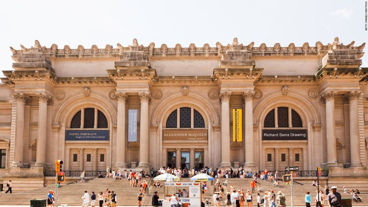a trip to the metropolitan museum of arts This post compares and reviews the various options you have for a metropolitan  museum of art tour, including guided and audio tours.