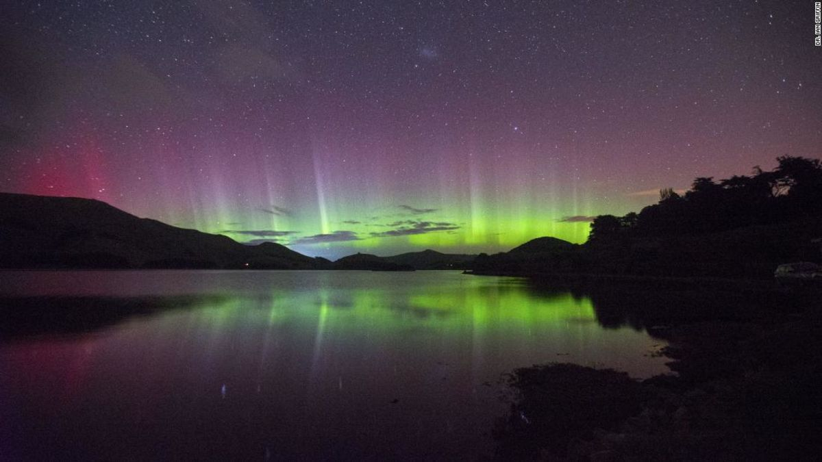 Australians could get a rare glimpse of the southern lights