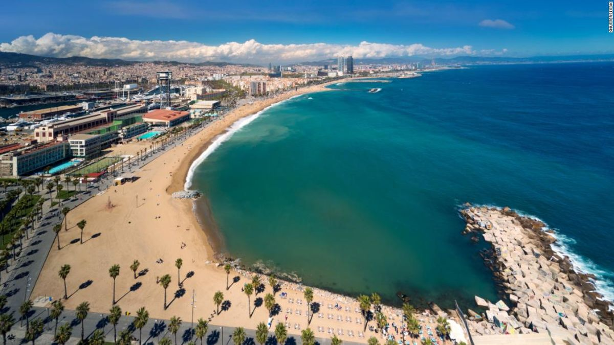 Barcelona Beaches Your Guide To Picking The Best Stretch -4821