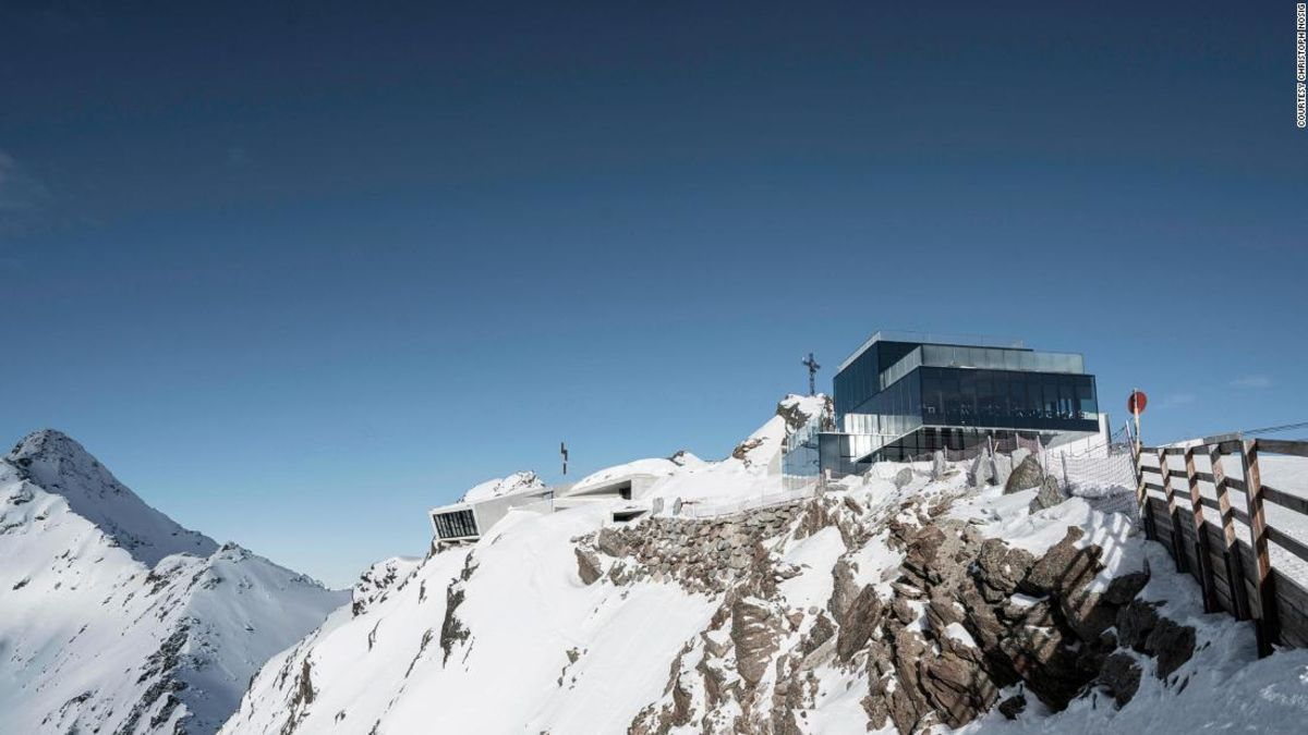 Museum dedicated to James Bond set high in Austrian Alps (photos)