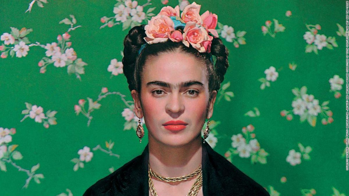 Possibly the only known recording of artist Frida Kahlo found, Mexican Sound Library says