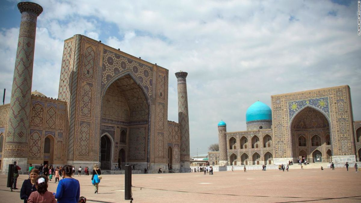 Why Uzbekistan is said to be a top travel destination for 2020
