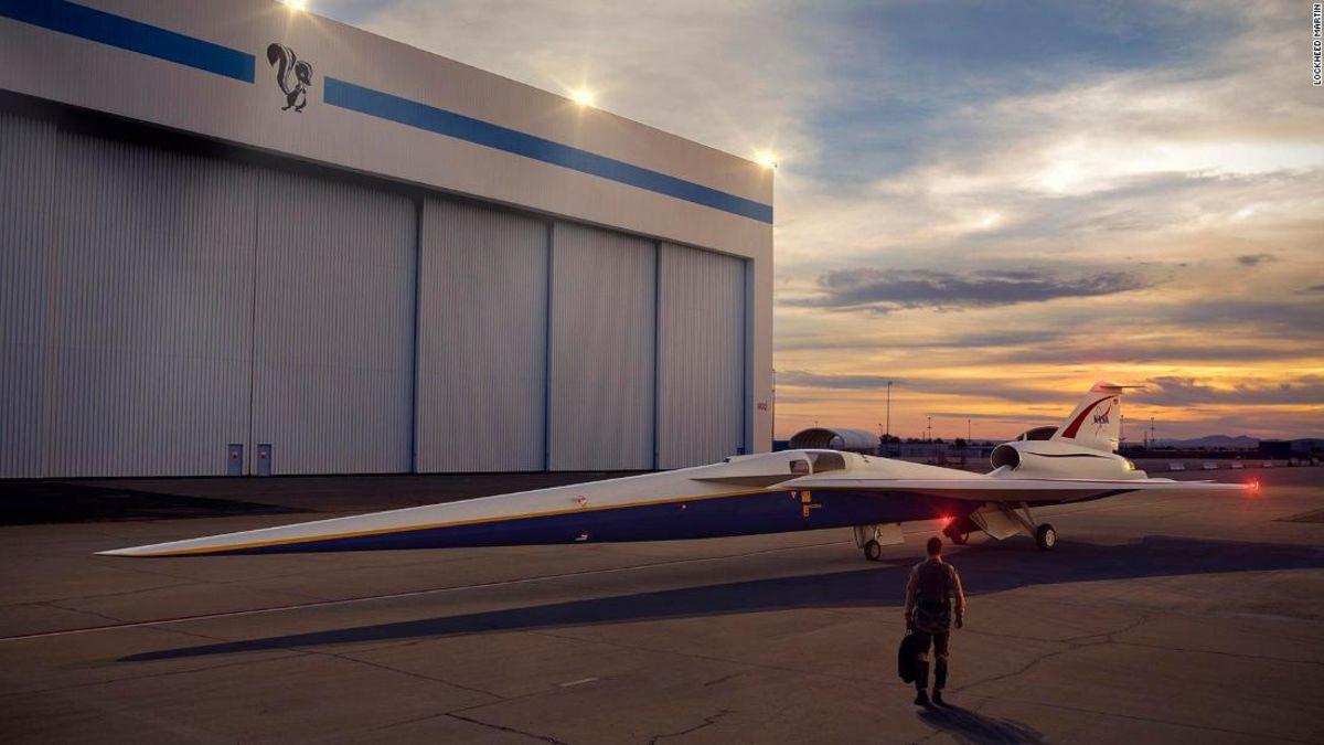NASA to test 'quiet' supersonic flights over Texas