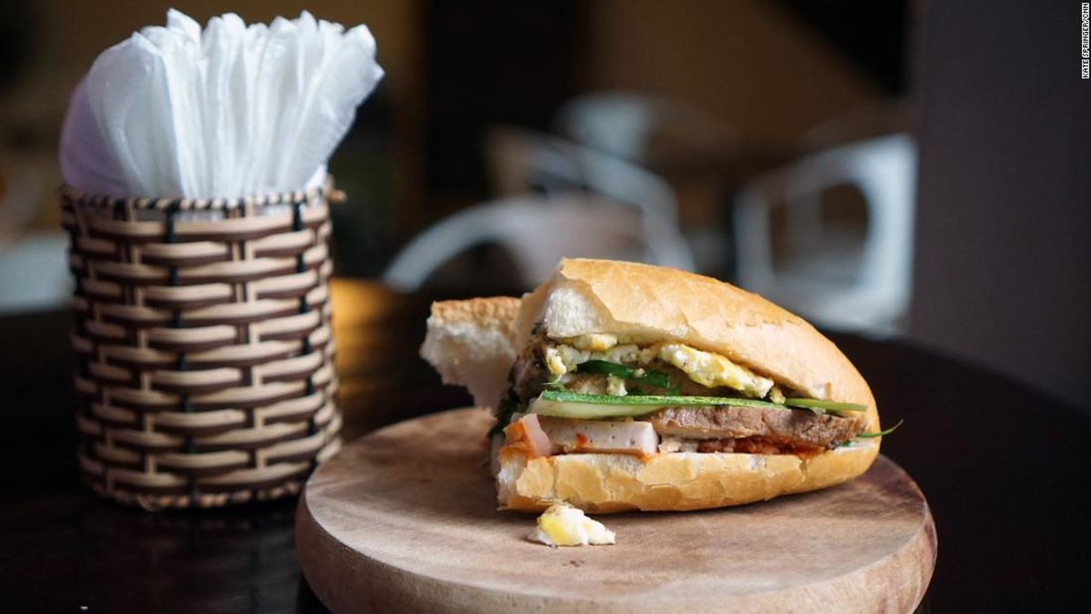 On the hunt for Vietnam's best banh mi