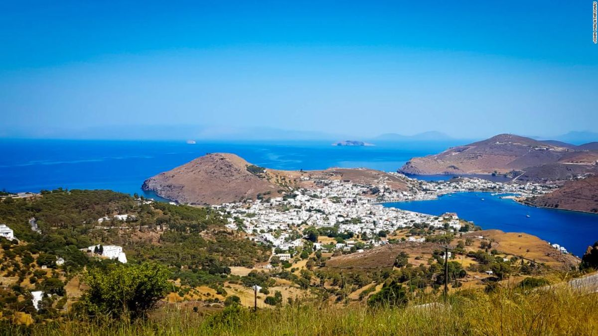 Patmos: The Greek island where the end of the world began