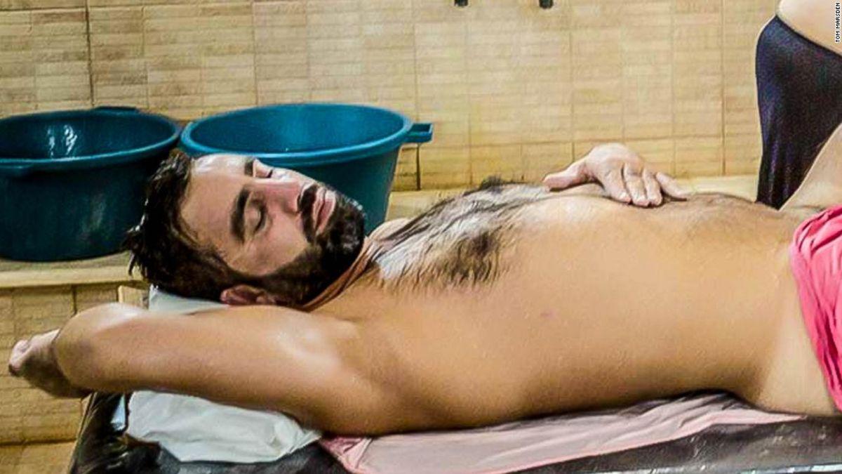 阿塞拜疆的土耳其浴室:公共浴室的提示