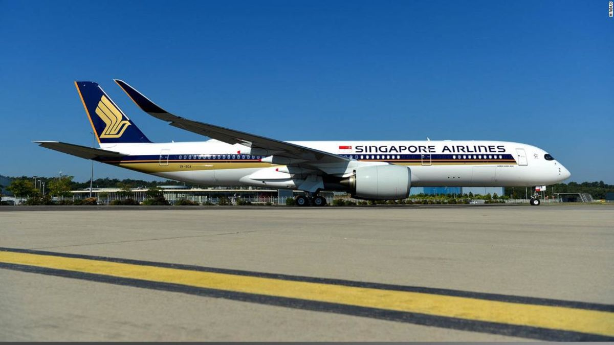 Singapore to New York: Longest nonstop flight takes off soon | CNN ...