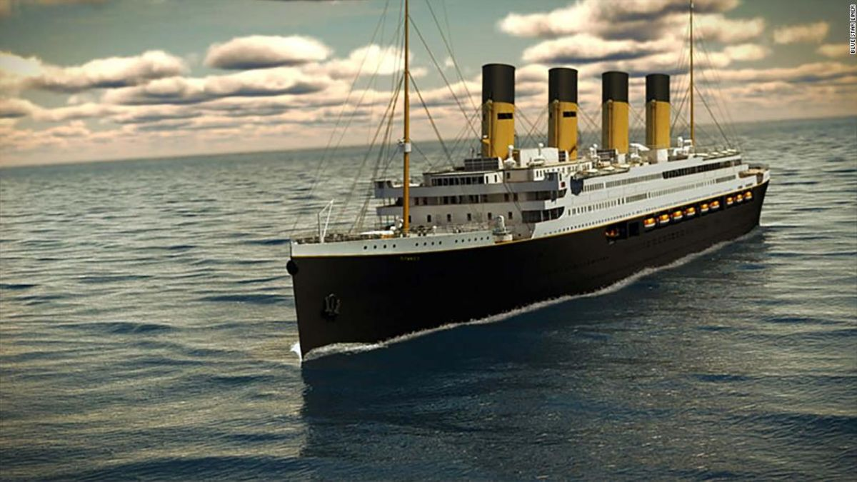 Titanic II's maiden voyage might be as soon as 2022 | CNN ...
