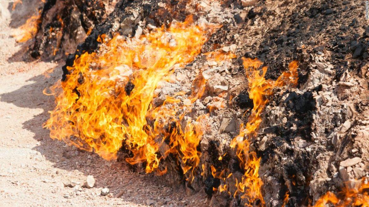 At Yanar Dag, see why Azerbaijan is the 'Land of Fire' | CNN
