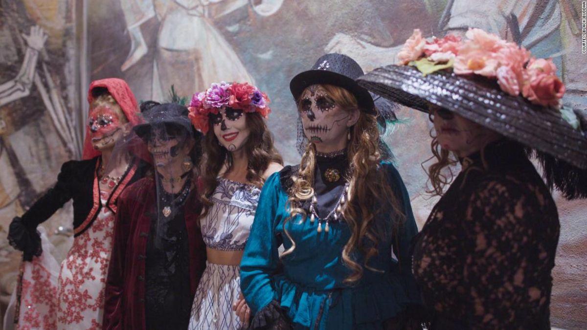 Day of the Dead: San Miguel de Allende, Mexico, has vibrant