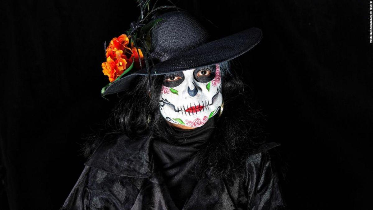 Dia de los Muertos: Google Doodle celebrates Day of the Dead