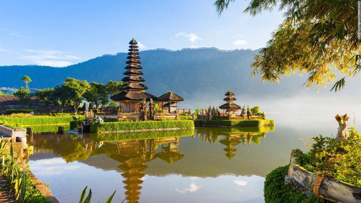 Bali considering a tourist tax   CNN Travel
