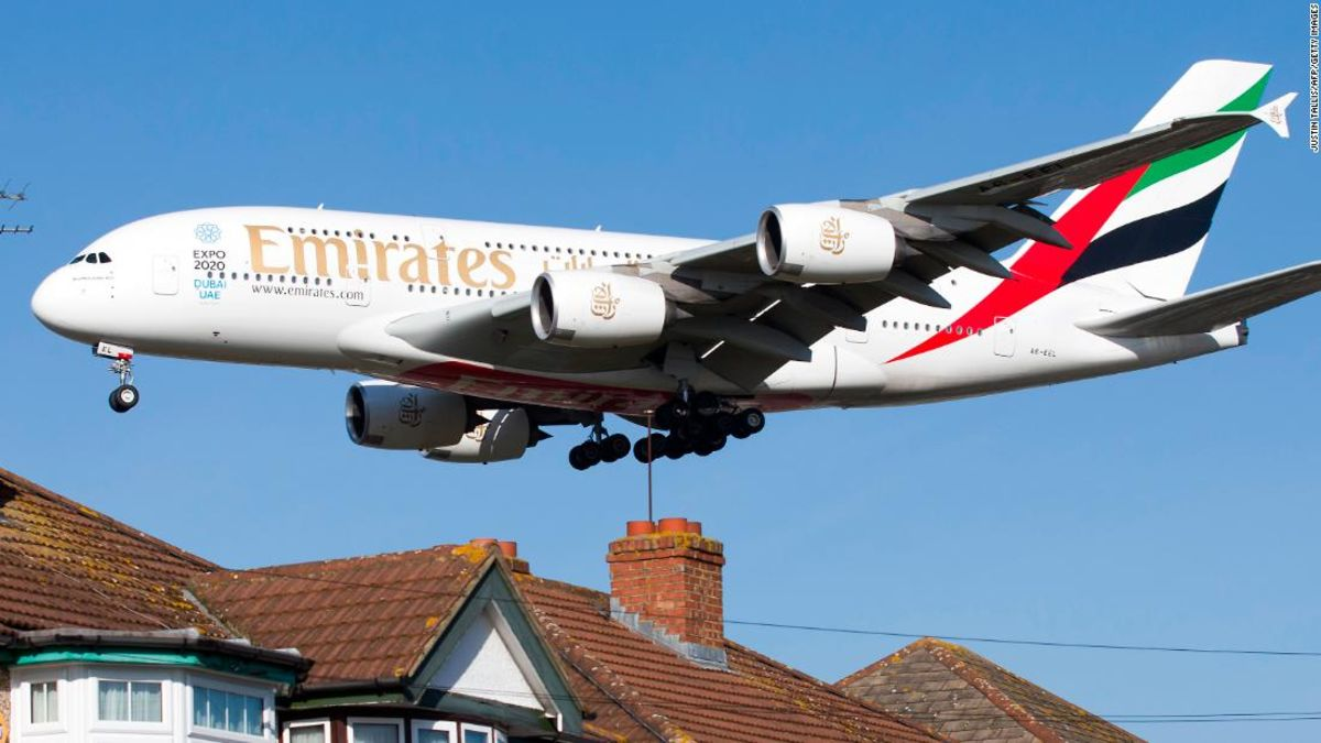 A giant scrapheap of A380s is on its way