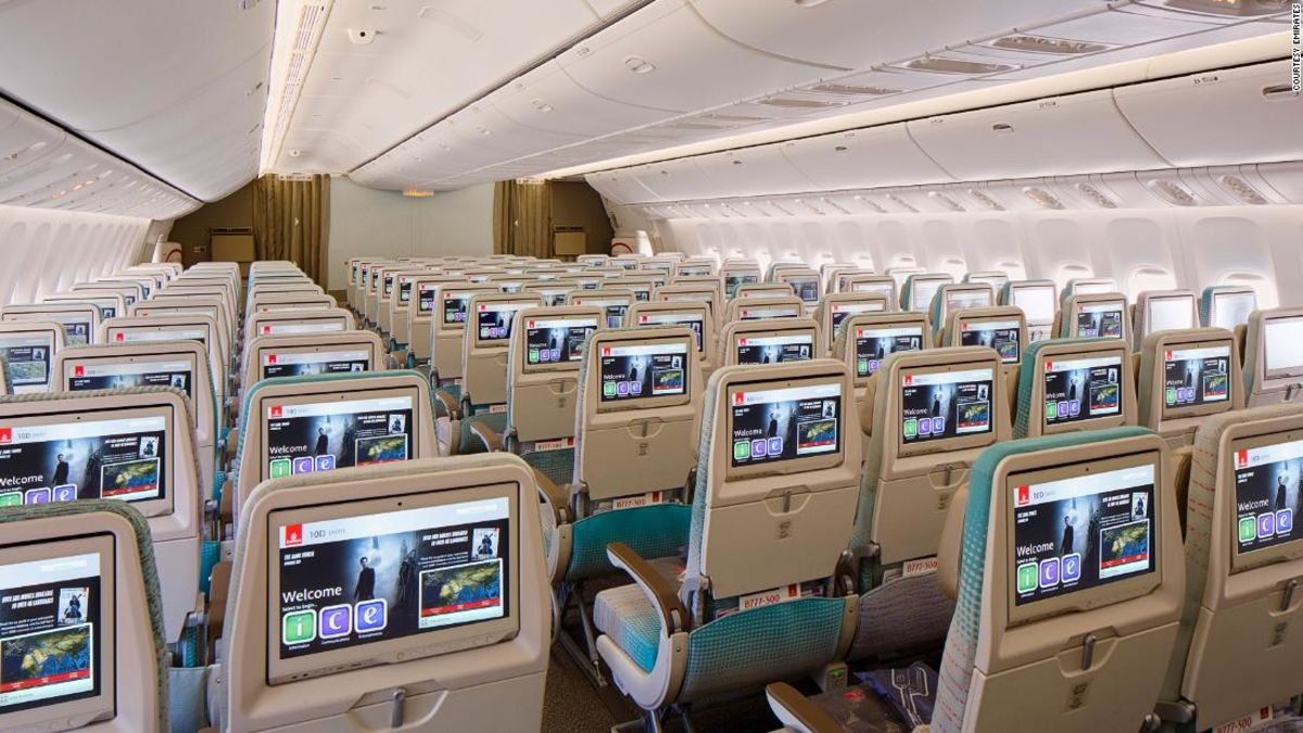 Airplane seat cameras: US senators raise concerns