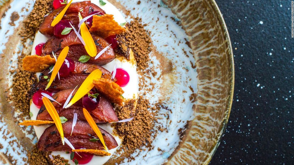 Europe's hot new food destination