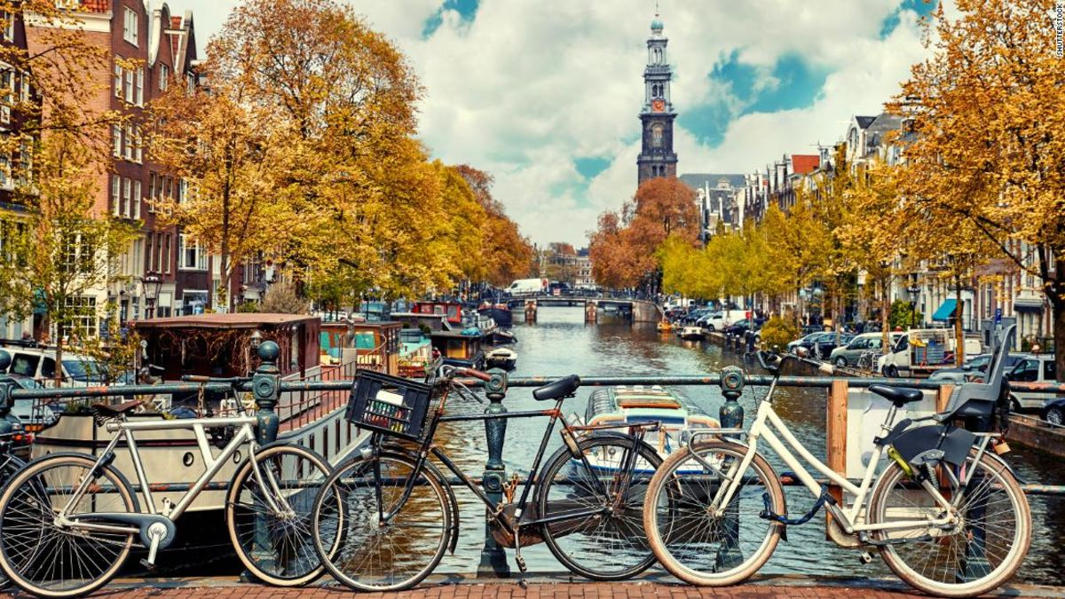 Why Amsterdam wants tourists to go elsewhere