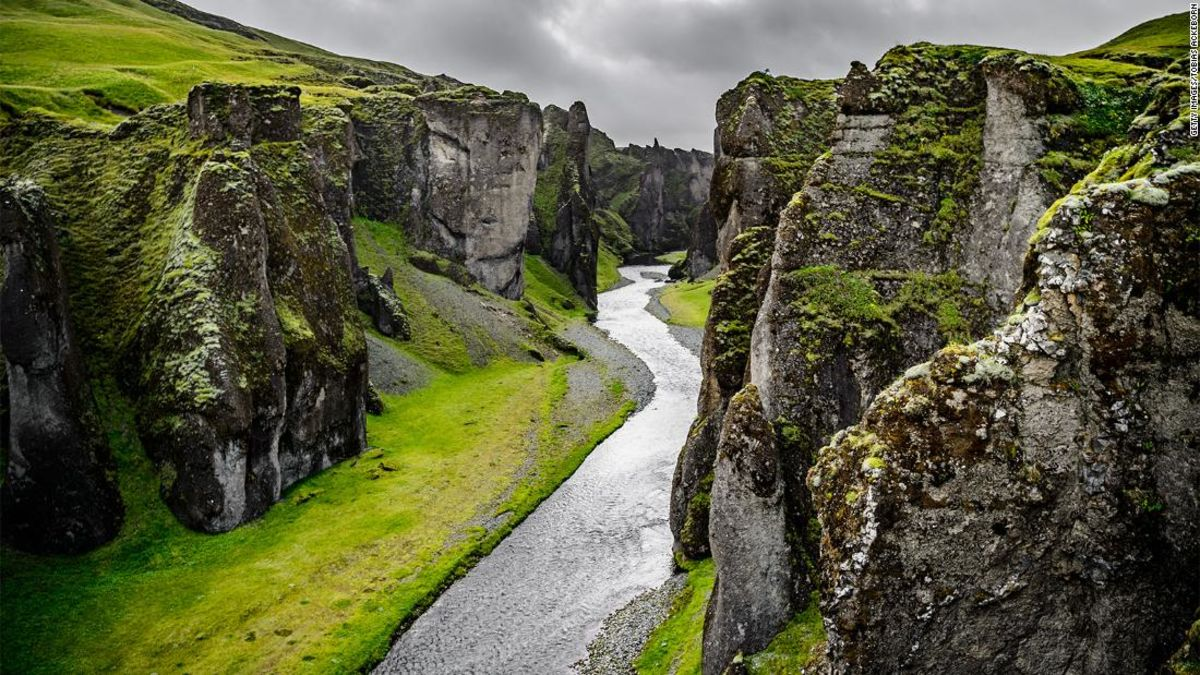 Iceland beauty spot closing to tourists