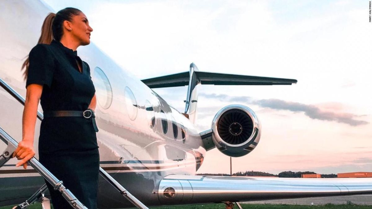 Confessions of a private jet flight attendant