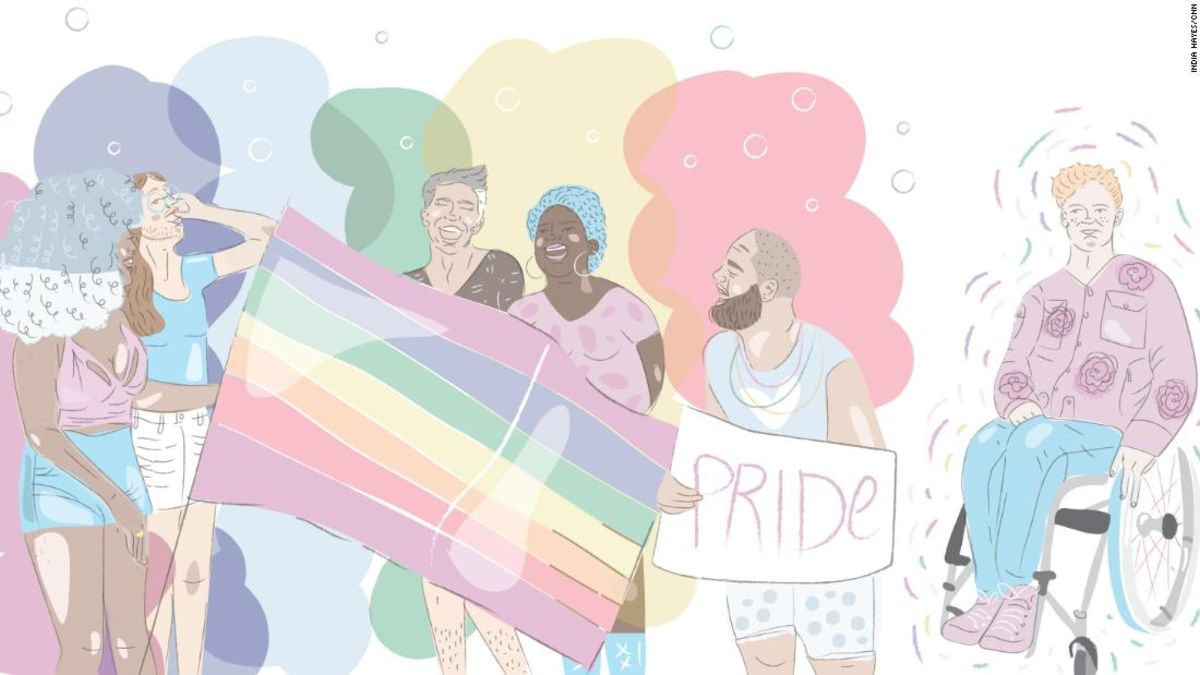 How to make Pride truly accessible