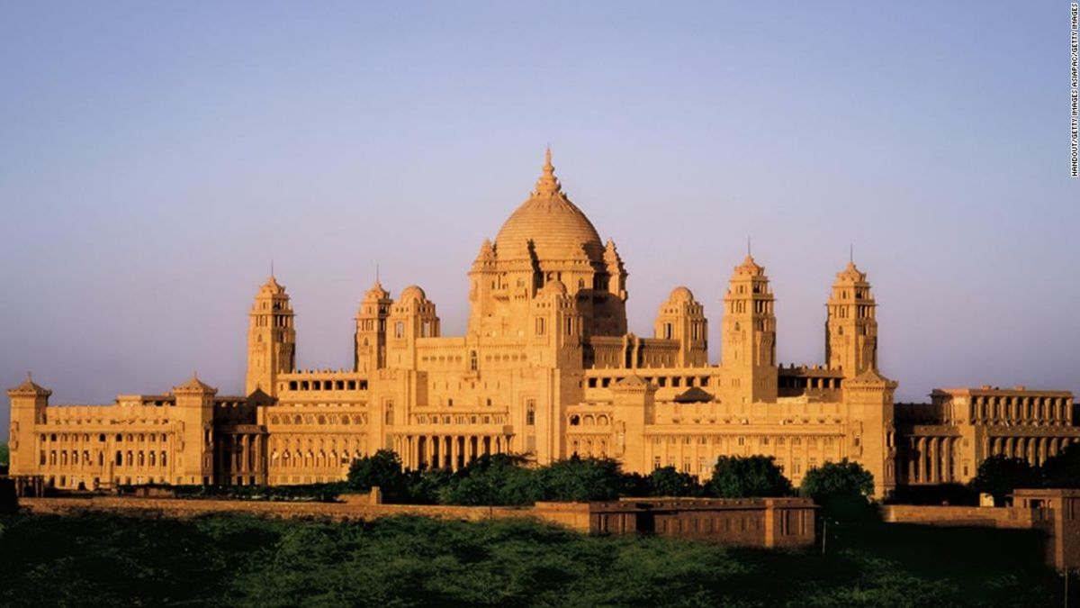 Rajasthan's royal residence turned hotel