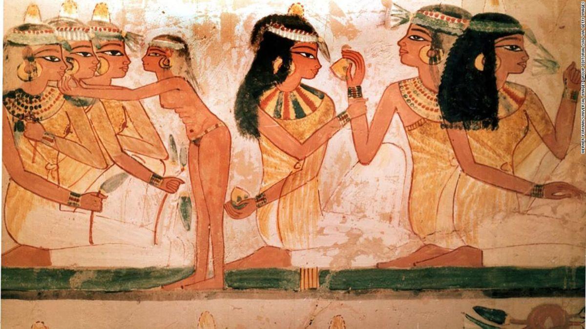 Hilang kuil Mesir digali setelah 2.200 tahun