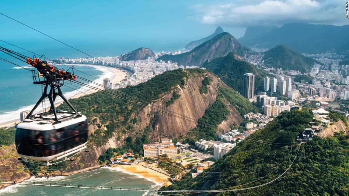 Brazil lifts visa requirement for citizens of four new countries
