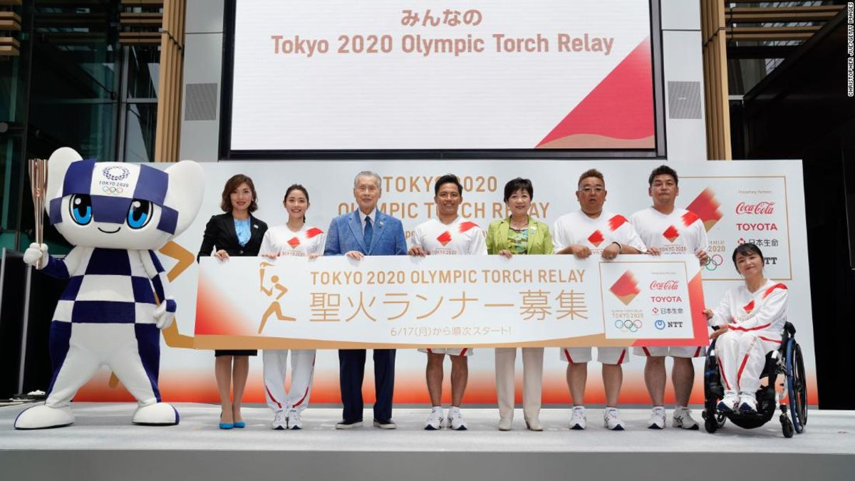 How you could be a part of the 2020 Summer Olympics in Tokyo