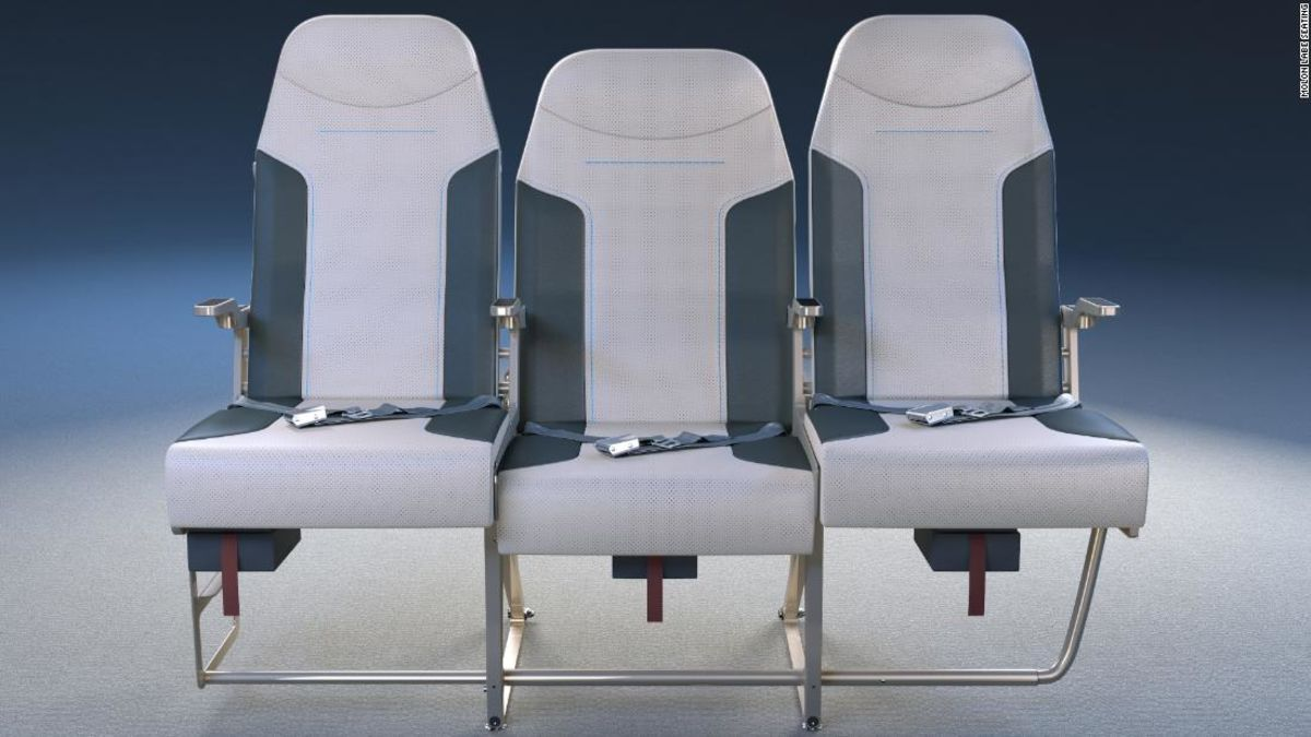 Superb Middle Seats On Airplanes New Design Could Make Them Less Pdpeps Interior Chair Design Pdpepsorg