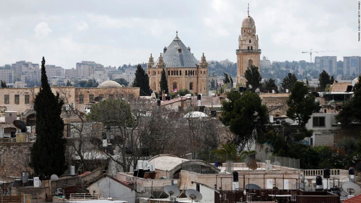 Archaeologists find evidence of Biblical conquest of Jerusalem