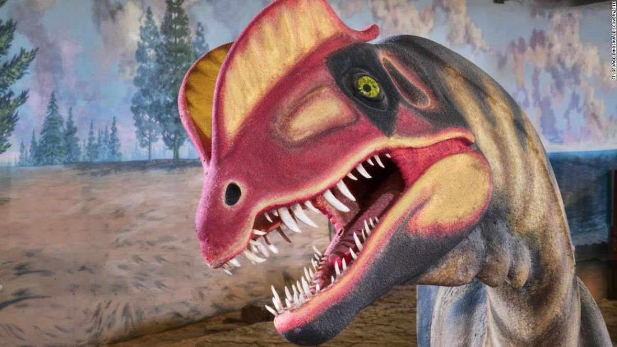 This is the ultimate dinosaur road trip