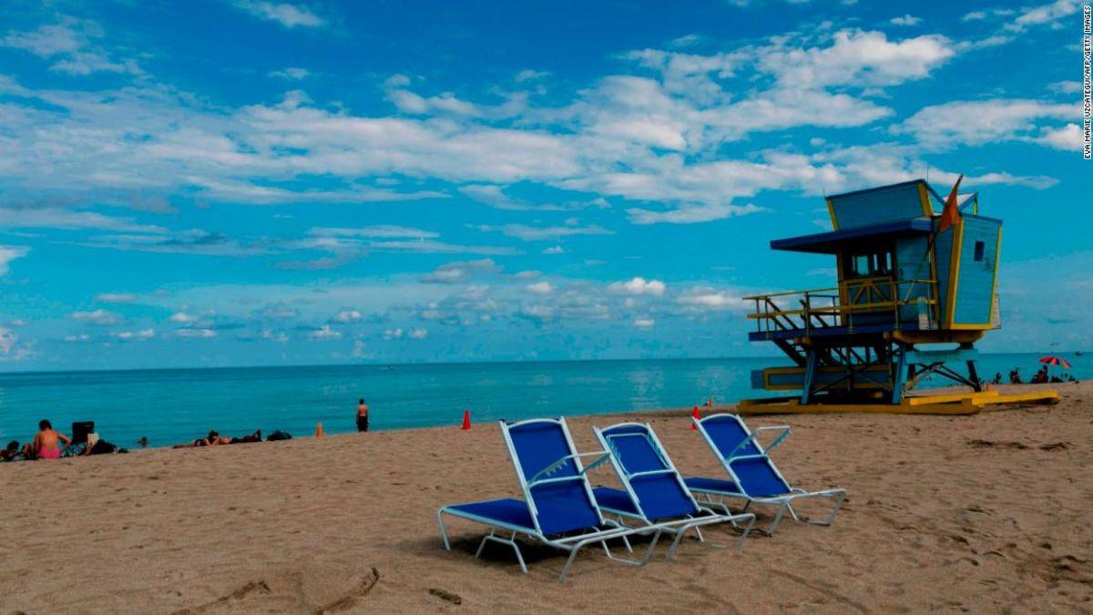 How Hurricane Dorian is impacting Labor Day travel