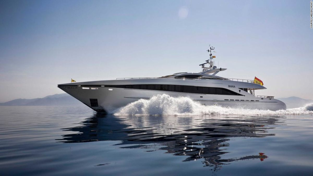 What it's like to own a superyacht | CNN Travel