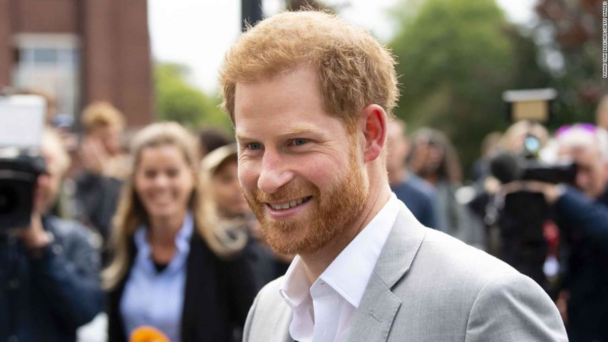 Prince Harry takes over National Geographic's Instagram account