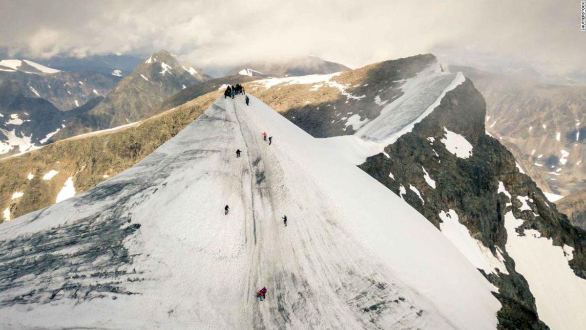 スウェーデンの最高峰を失うタイトル