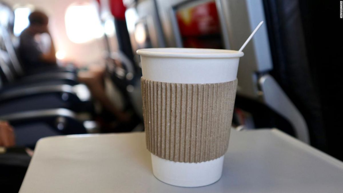 Water quality: You may want to skip the coffee on these two airlines