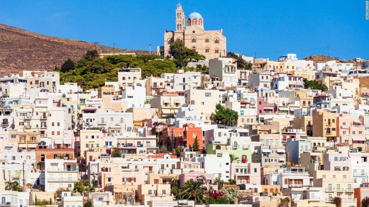Most beautiful Greek villages
