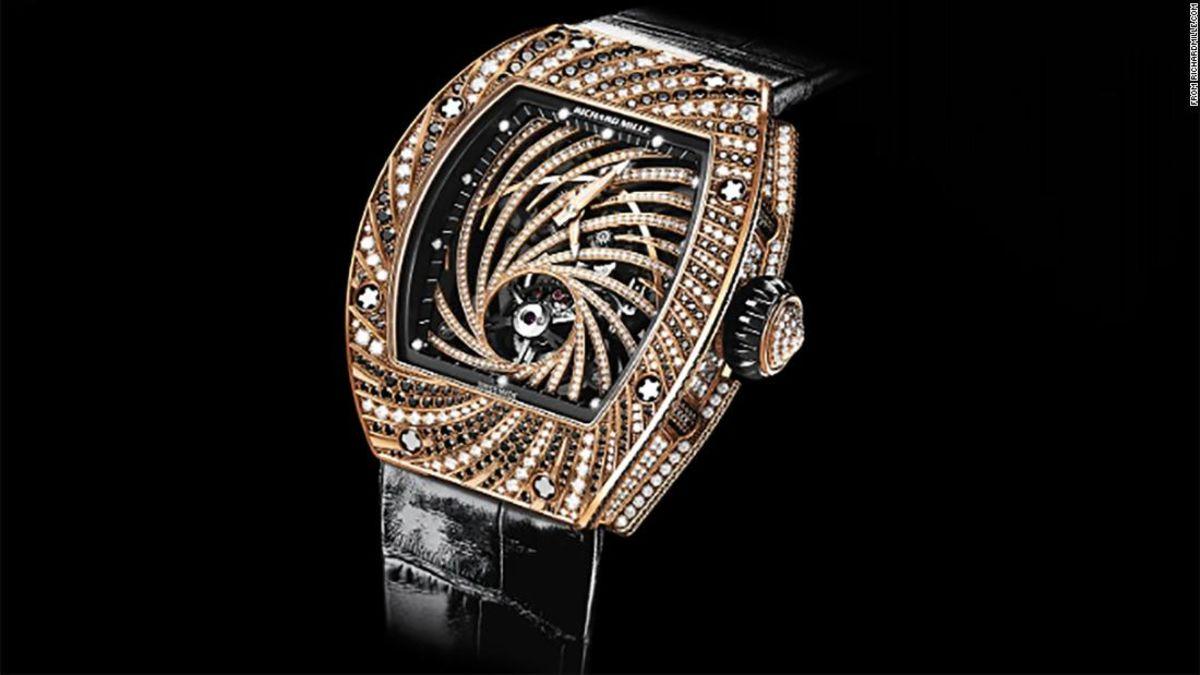 Thief snatches $800,000 watch from Japanese businessman's wrist in Paris