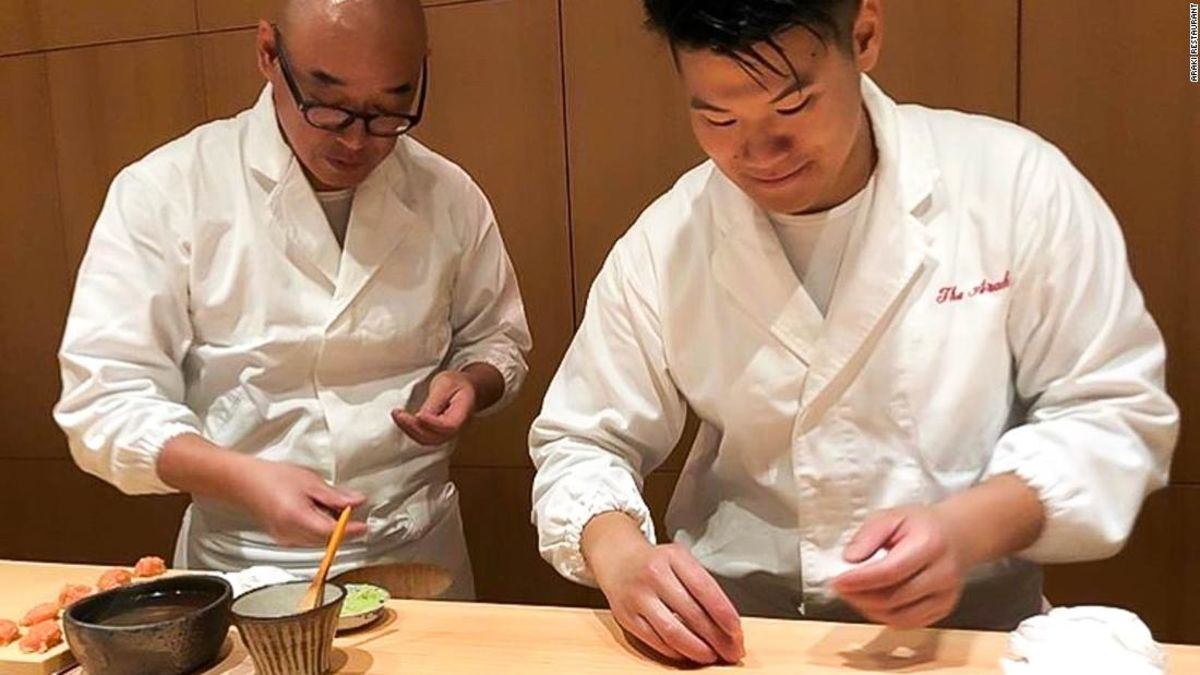 Restaurant stripped of its 3 Michelin stars