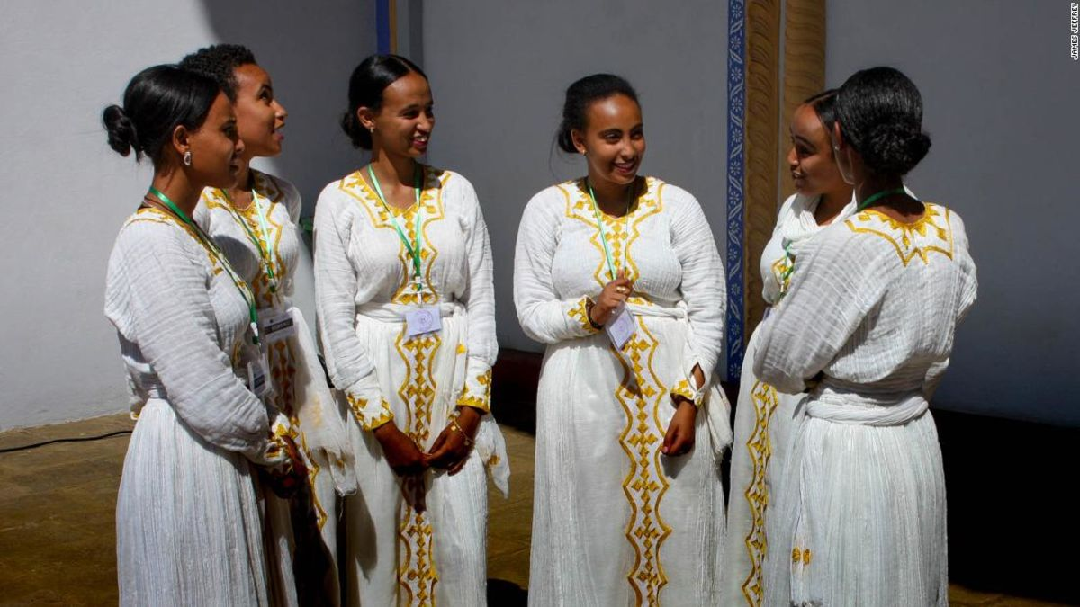 Ethiopia opens secretive Imperial Palace to the people