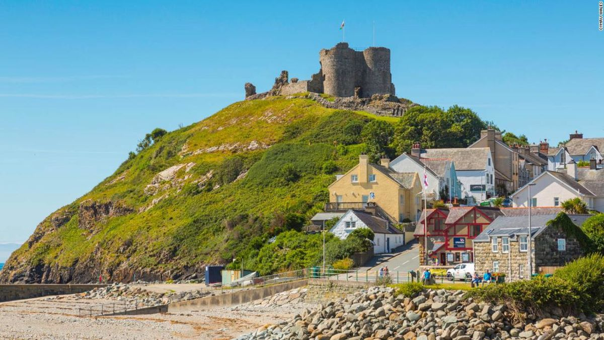 The most beautiful castles in Wales