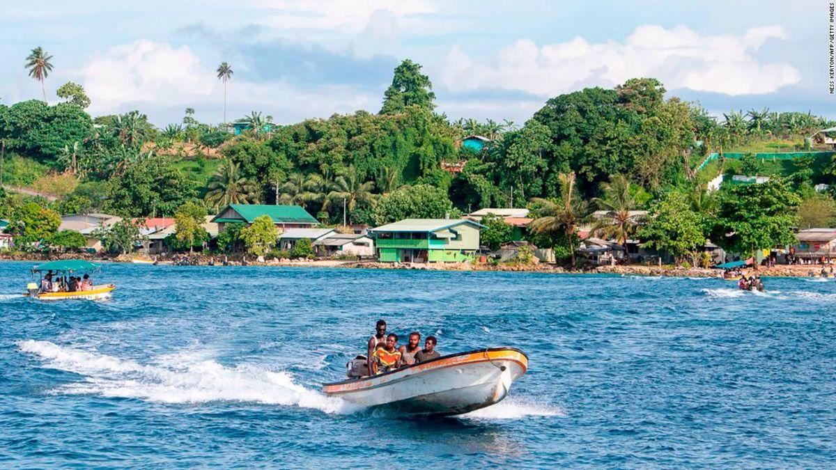 Pulau-pulau ini berharap untuk menjadi negara terbaru di dunia. Berikut adalah cara untuk mengunjungi