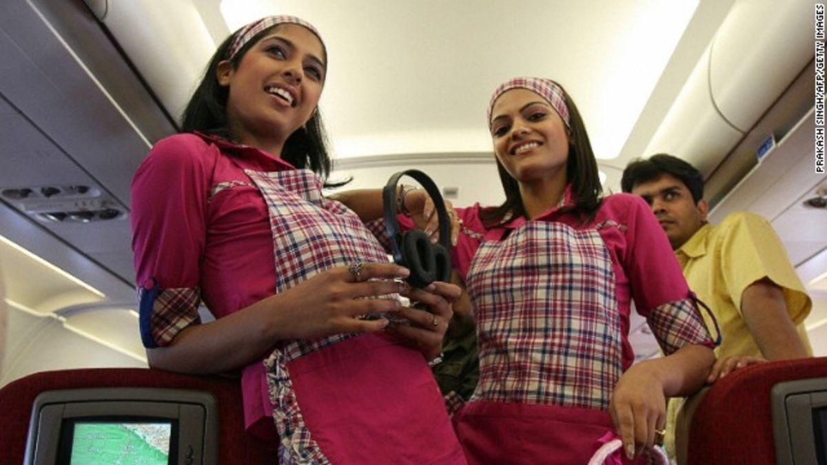 Blonde flight attendant women seeking men
